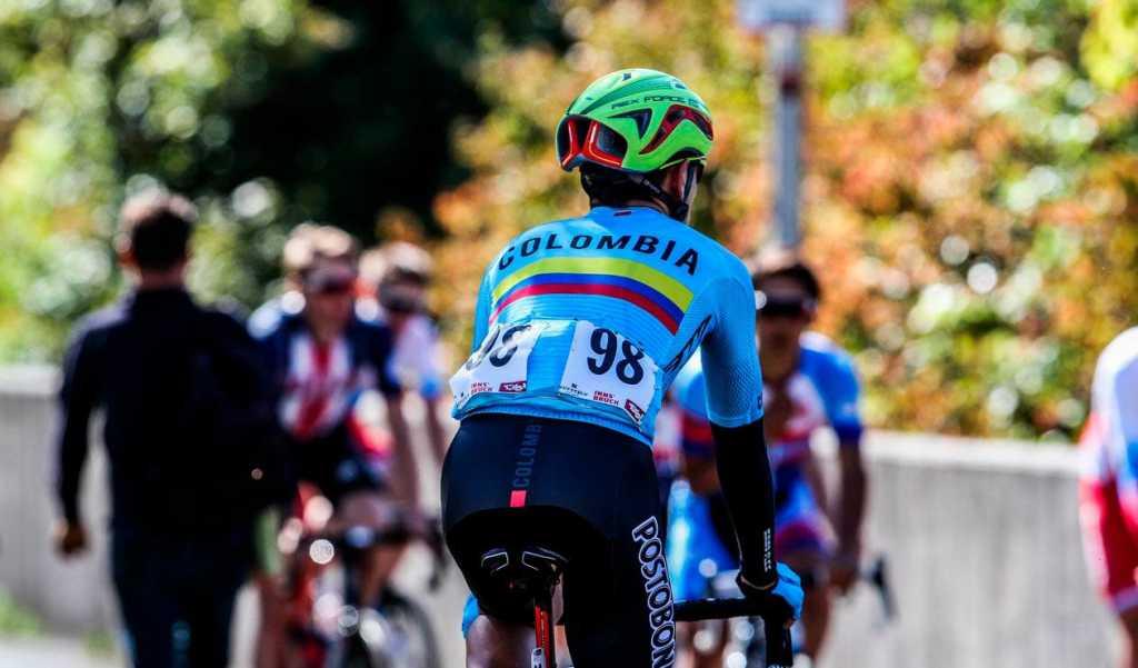 Ciclista Colombiano Paris Niza no correr 2021 Bananito