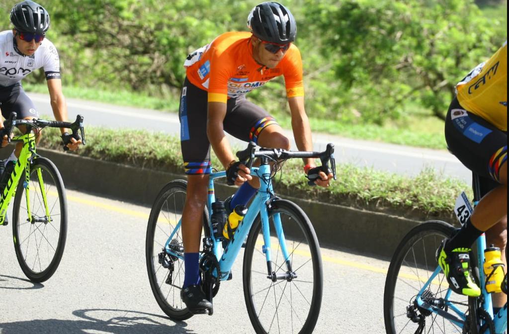 DIego Camargo Vuelta a Colombia 2020