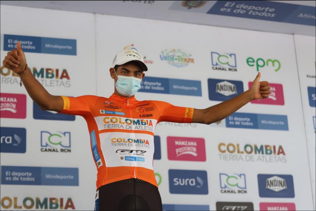 Diego Camargo frase Vuelta a Colombia 2020