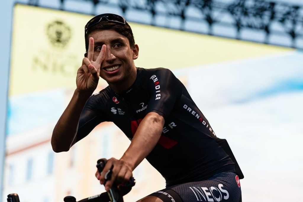 Racha ciclismo colombiano 6 años 2020
