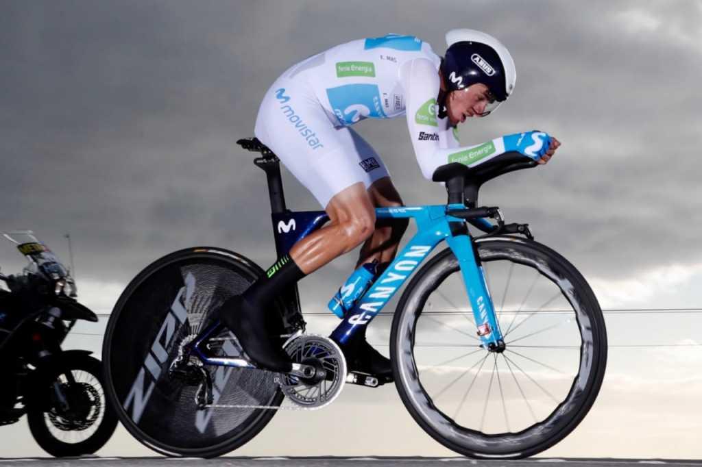 Enric Mas critica Vuelta a España