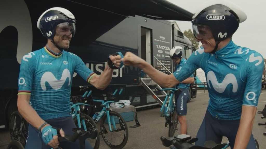 Movistar Team no pasó Vuelta a España 2020