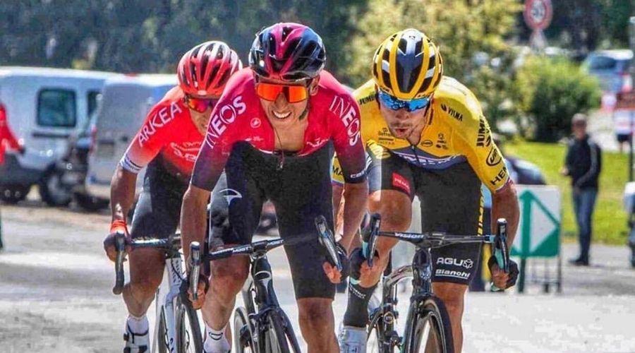 Egan Bernal clave Vuelta a Colombia