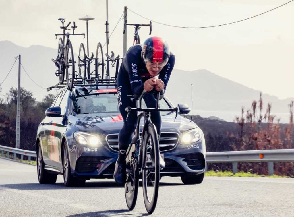 Carapaz Tour de Francia