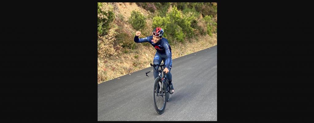 Richard Carapaz Vuelta a Ecuador 2020 cómo será