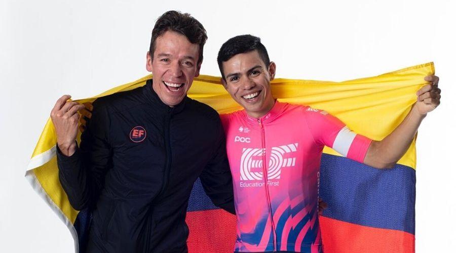 dos colombianos ef 2021