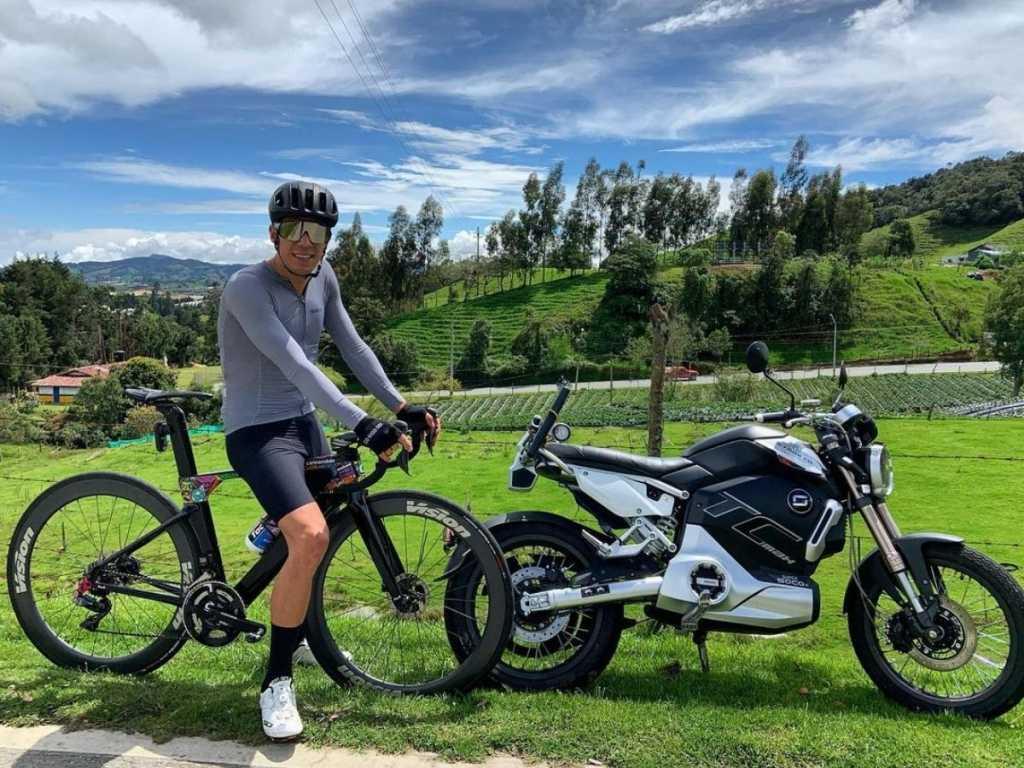 Rigoberto Urán imponente entrenamiento 2020