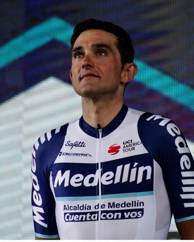 Óscar Sevilla Team Medellín