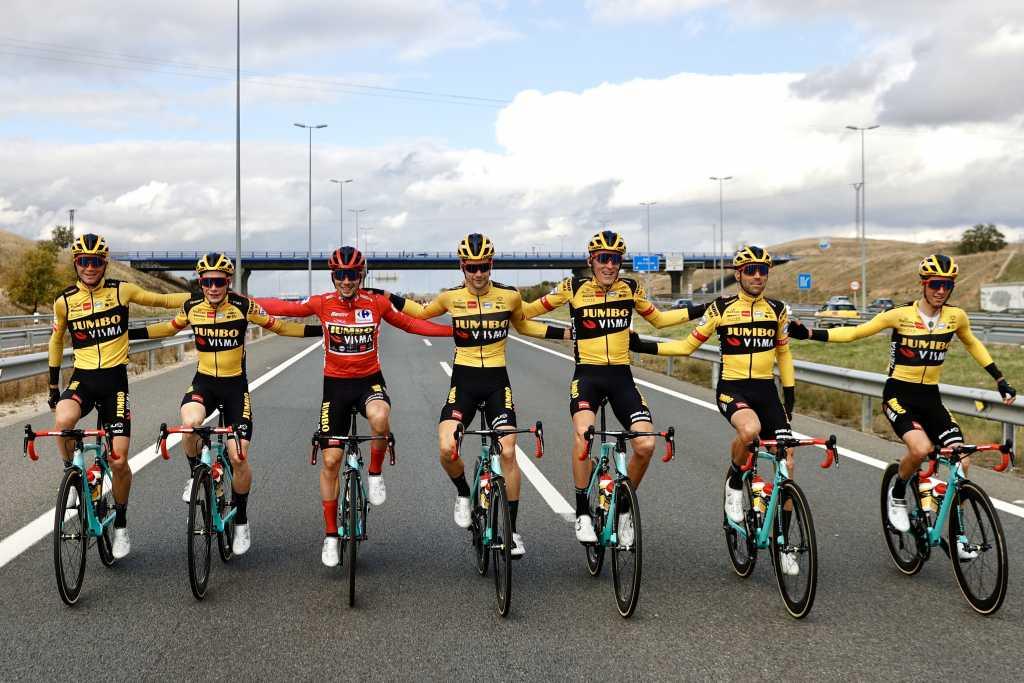 Primoz Roglic el mejor Vuelta a España 2020