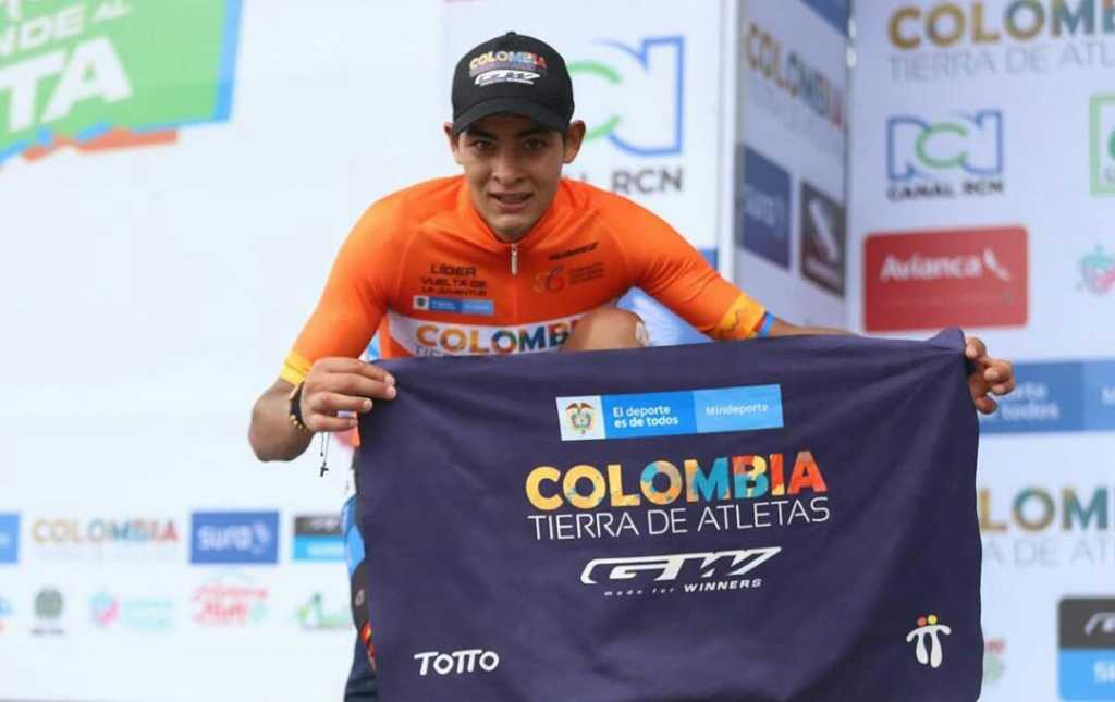 Camargo campeón Vuelta Juventud 2020