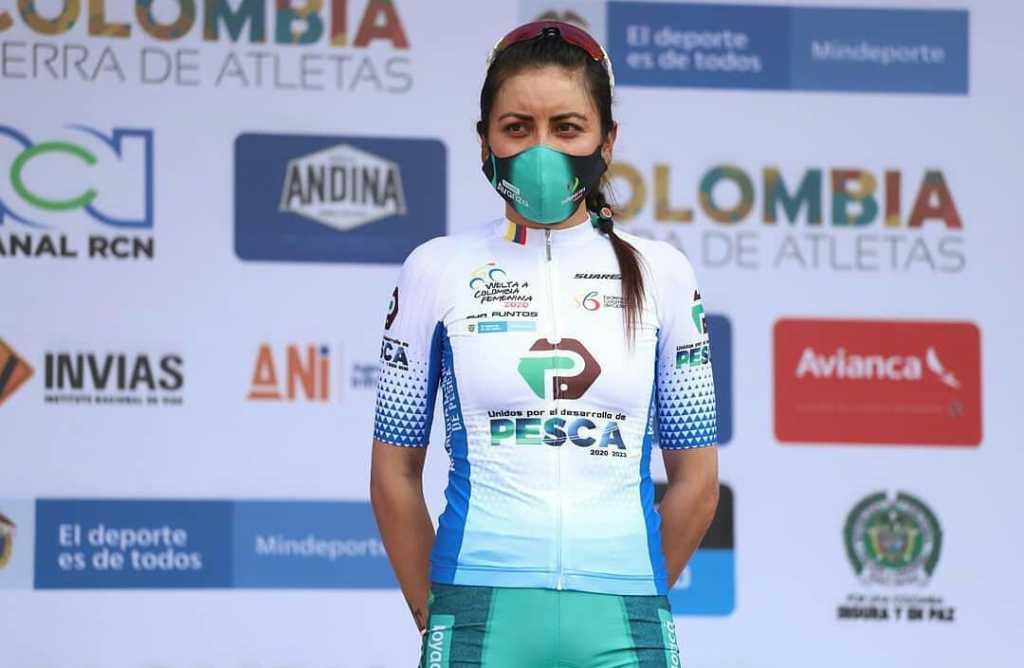 Lorena Vuelta femenina 2020
