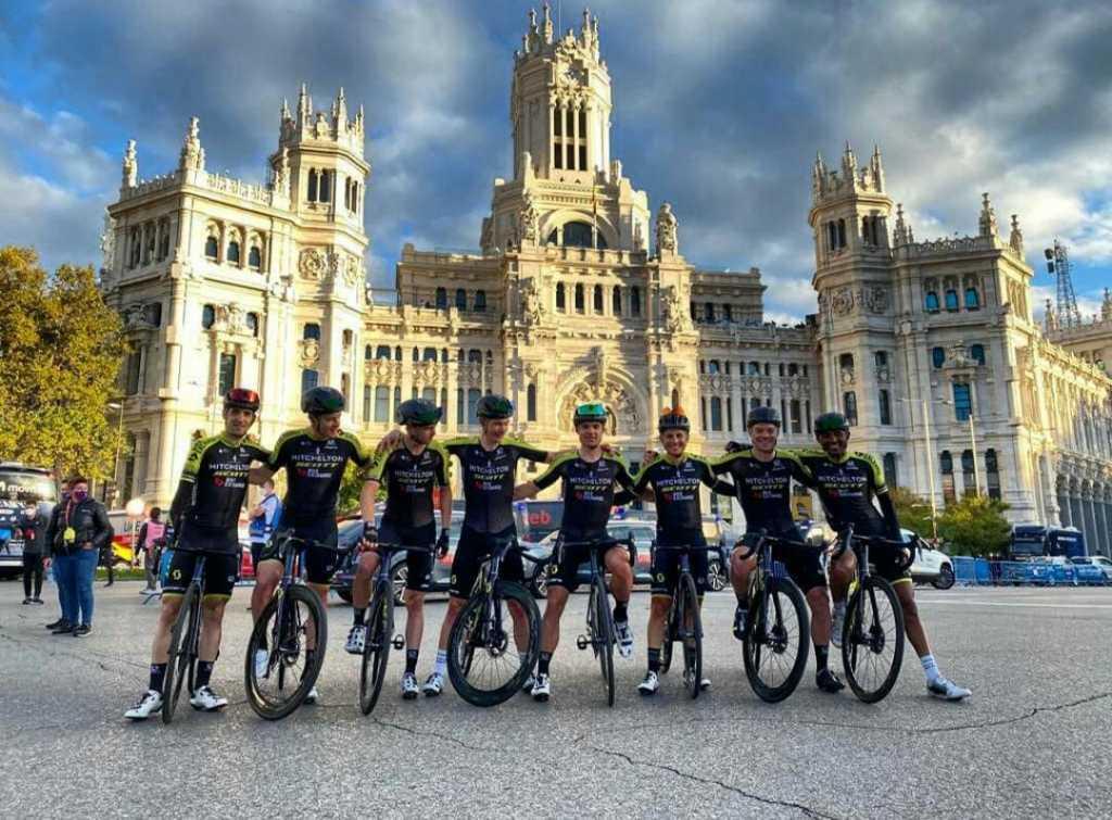 Chaves participación Vuelta 2020