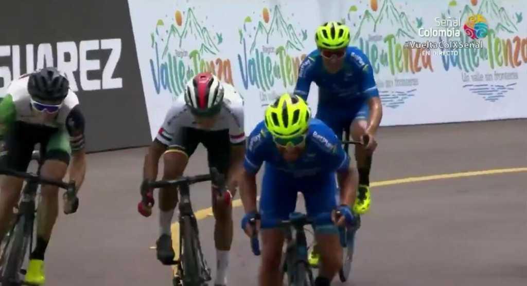 Rincón etapa 6 Vuelta 2020