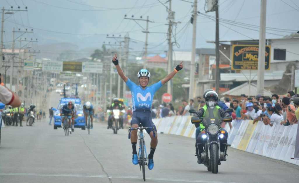 Cristian Toro Vuelta Ecuador