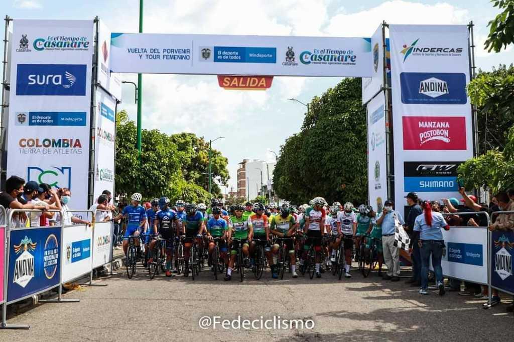 Brandon Rojas etapa 3 Vuelta del Porvenir 2020
