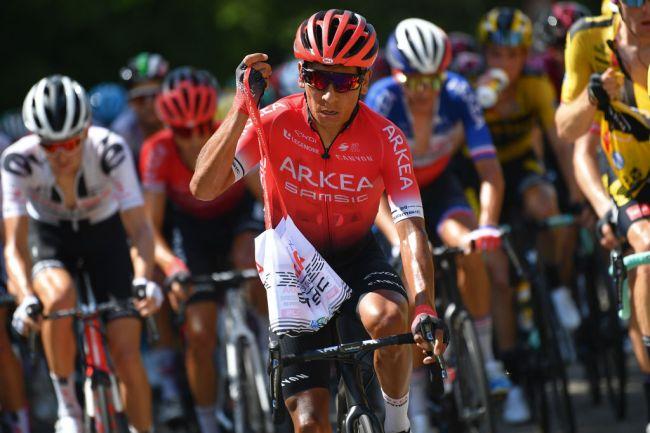 Nairo Quintana bicicleta cirugía