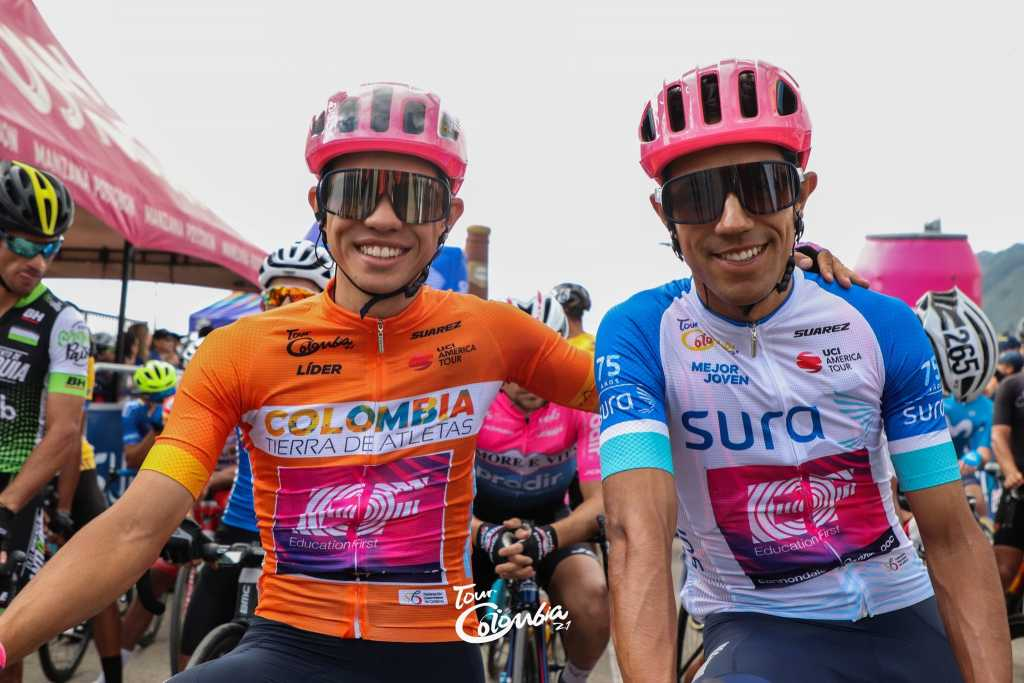 Fedeciclismo Tour Colombia 2021 razón
