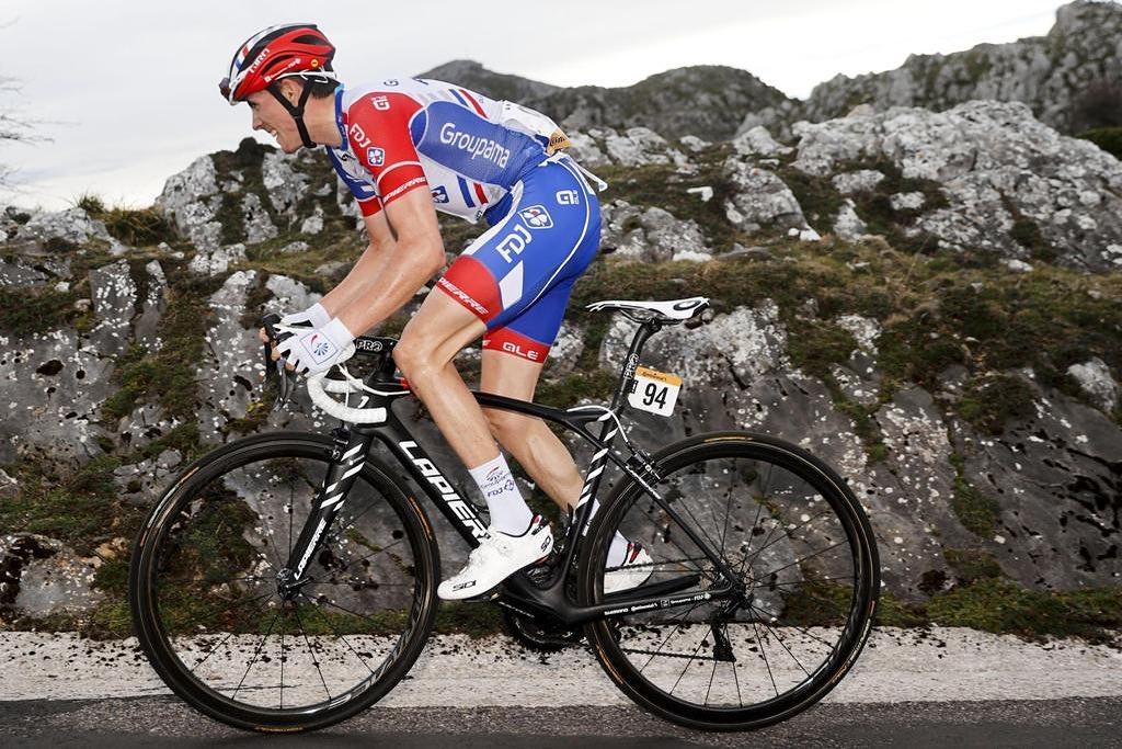 Ciclista francés 24 años París Niza