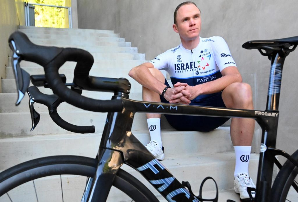 Chris Froome español Tour de Francia 2021 Valverde