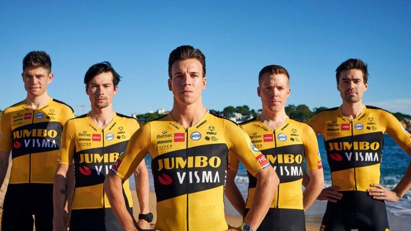 Jumbo equipo Tour 2021
