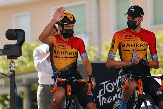 Mikel Landa Bahrain victorias cambio 2021