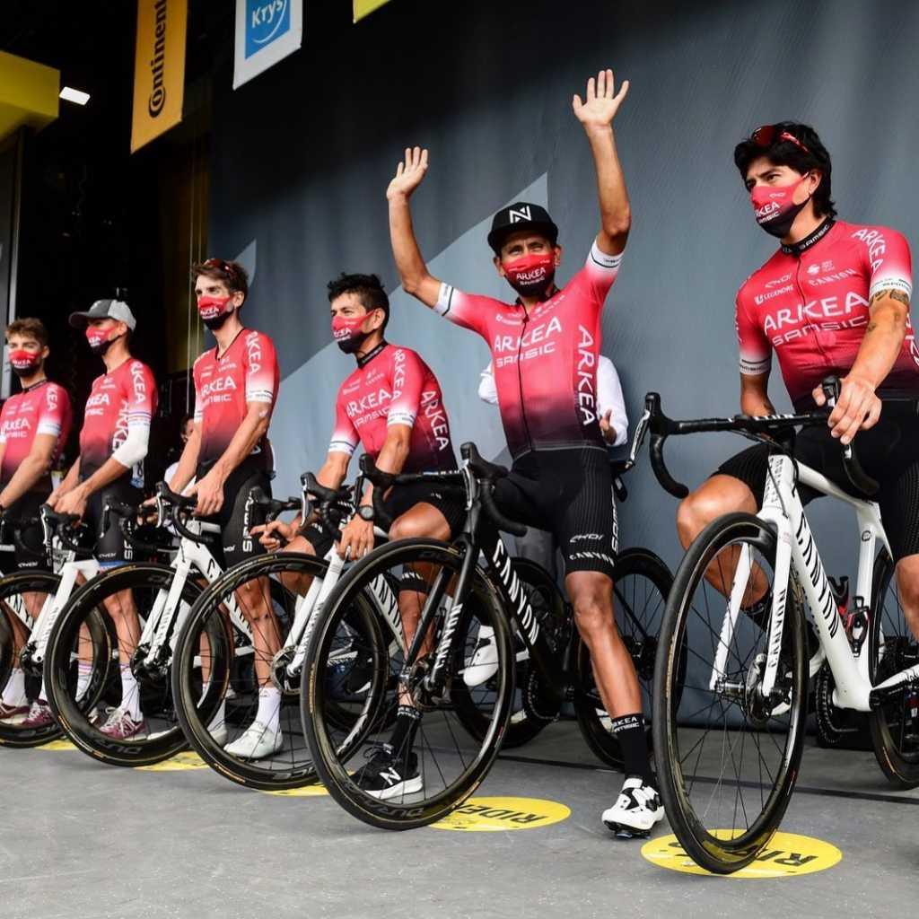 Nairo Quintana pagaría Giro 2021