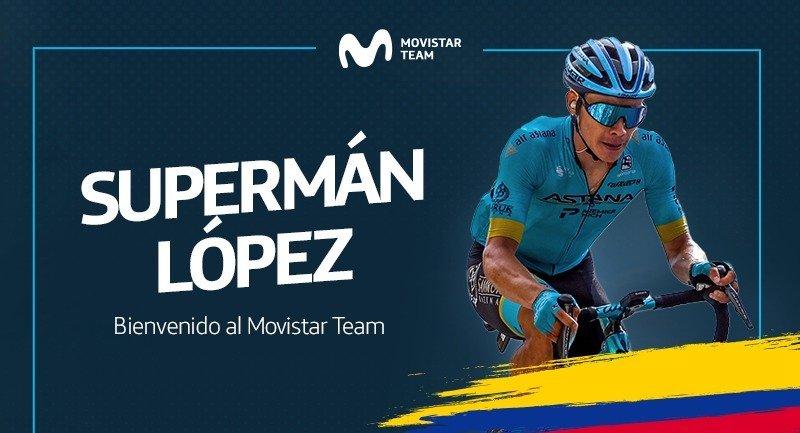 López Movistar 2021