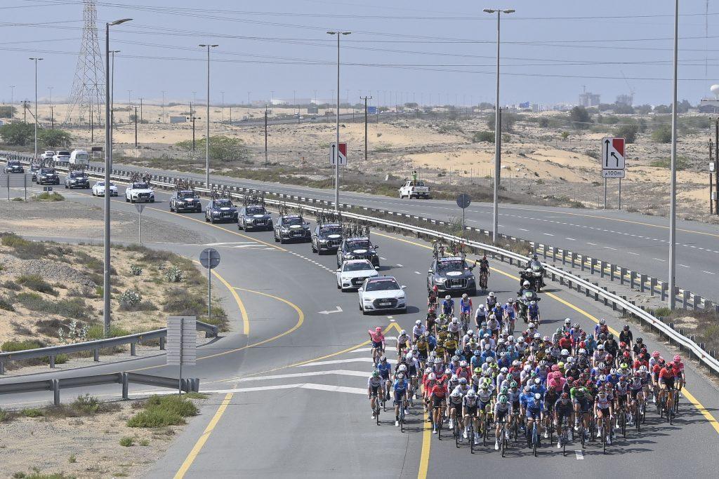 Tadej Pogacar campeón UAE Tour 2021 etapa 7