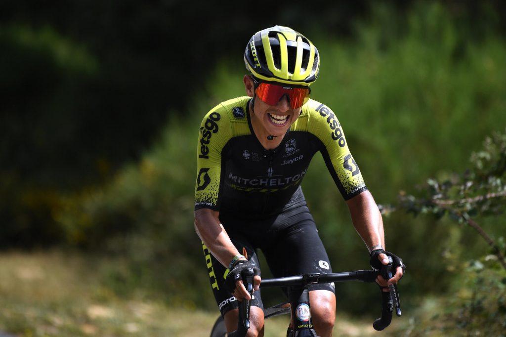 Esteban Chaves ganar Tour de Francia