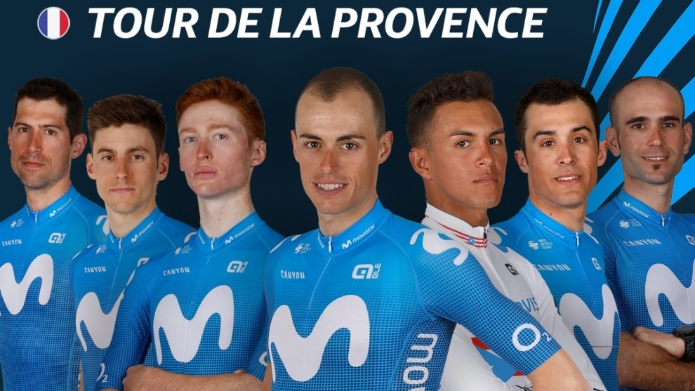 Movistar Team Enric Mas Tour Provence 2021