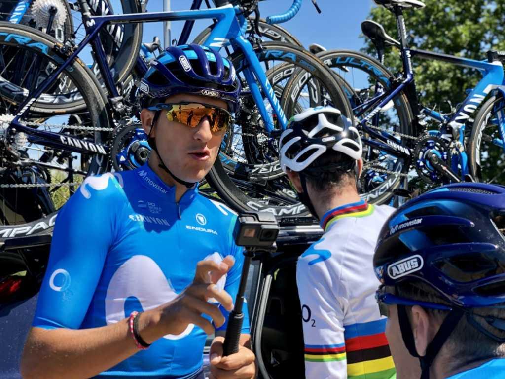 Marc Soler debate Giro de Italia 2021