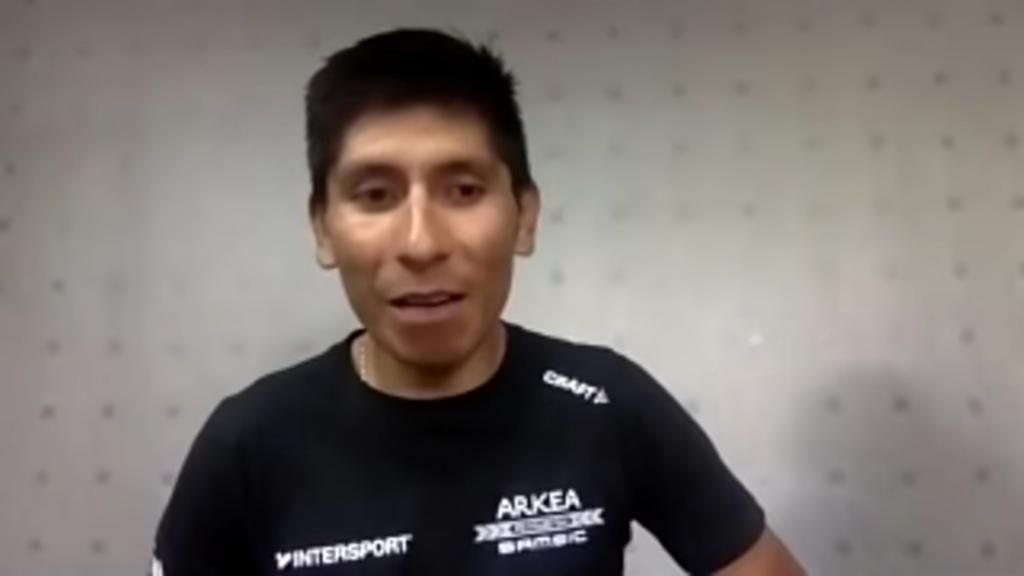Nairo Quintana mejor nivel 2021 Arkea Samsic
