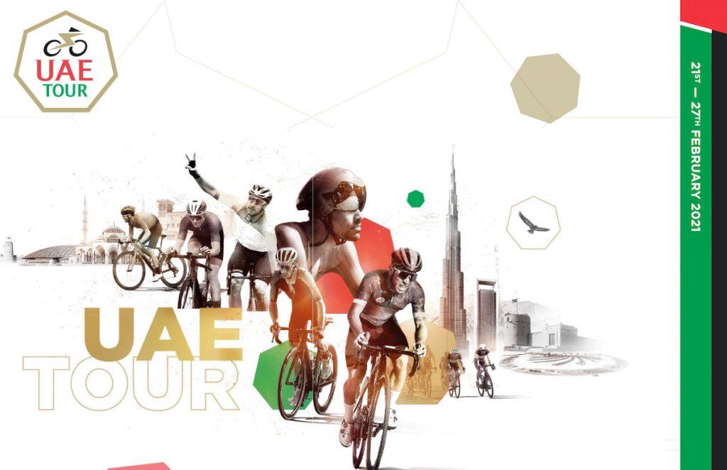 UAE Tour 2021 hora y transmisión TV