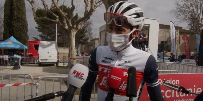 Filippo Ganna Vincenzo Nibali Besseges 2021