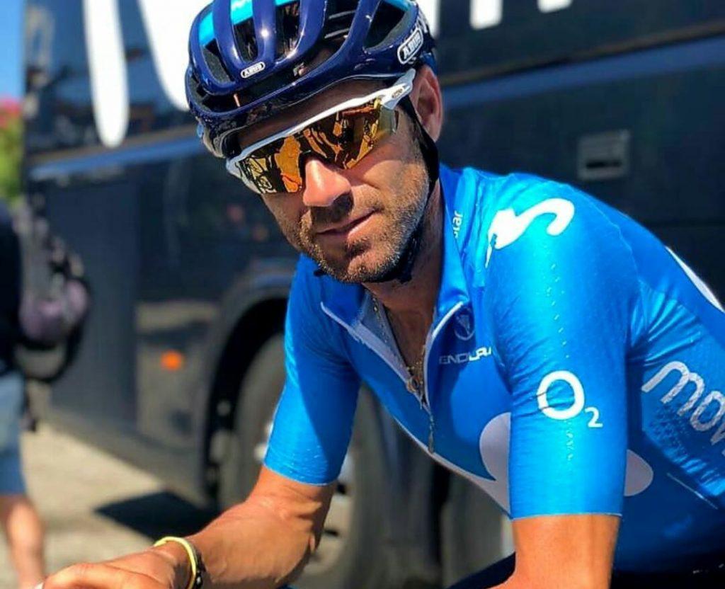 Alejandro Valverde rol movistar retire