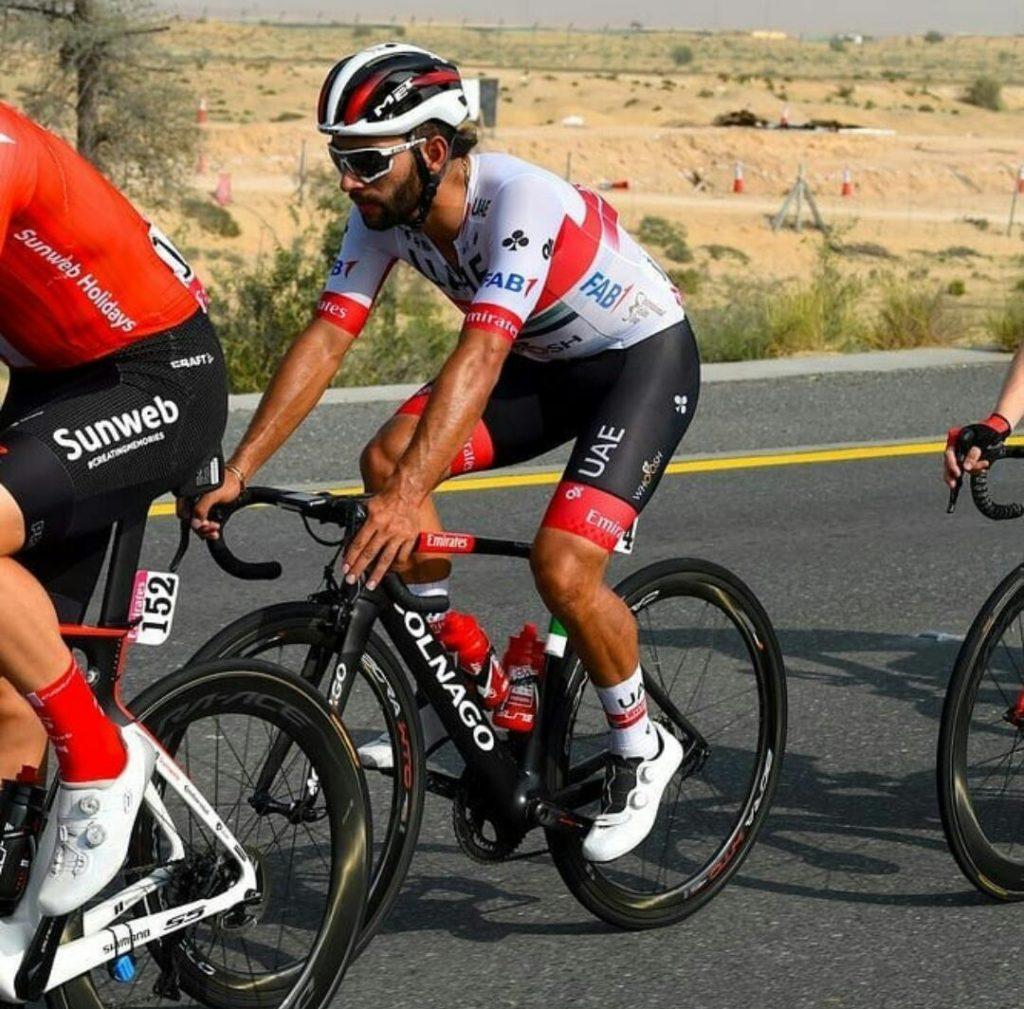 Gaviria sprints UAE 2021