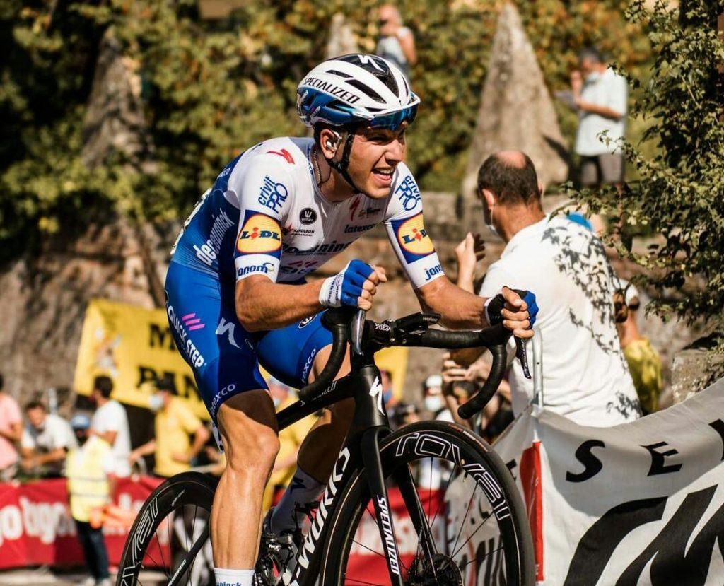 Pogacar sensación Giro 2020
