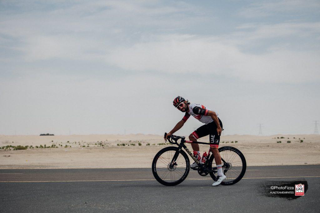 UAE Tour 2021 etapa 1 En Vivo