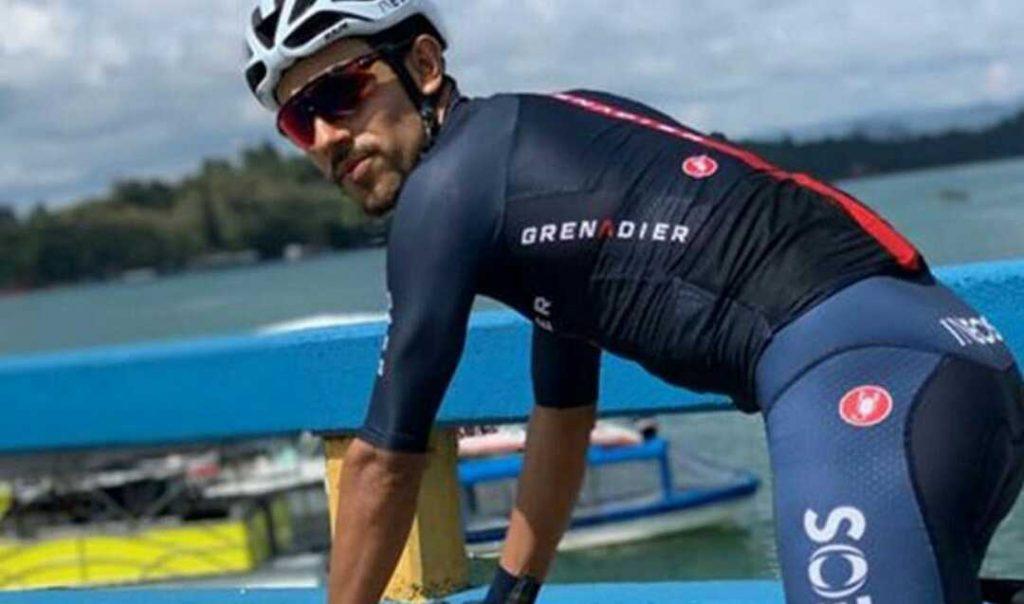 Daniel Felipe Martínez gran noticia ciclismo colombiano 2021