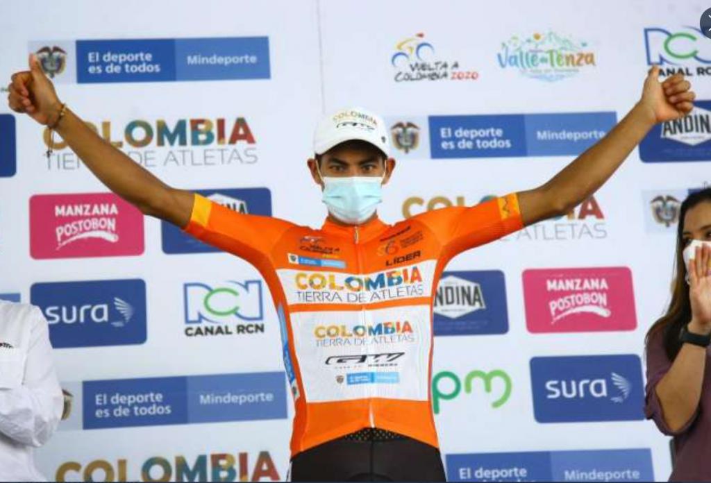 Tour Vuelta, oficial de Colombia 2021