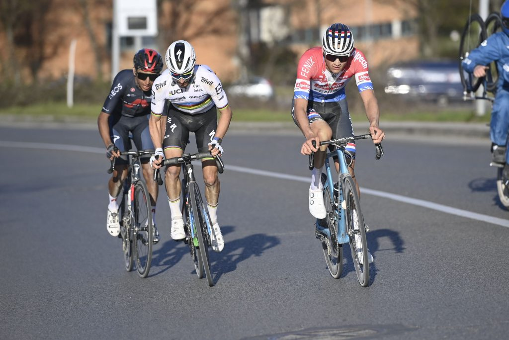 Julian Alaphilippe Strade Bianche 2021