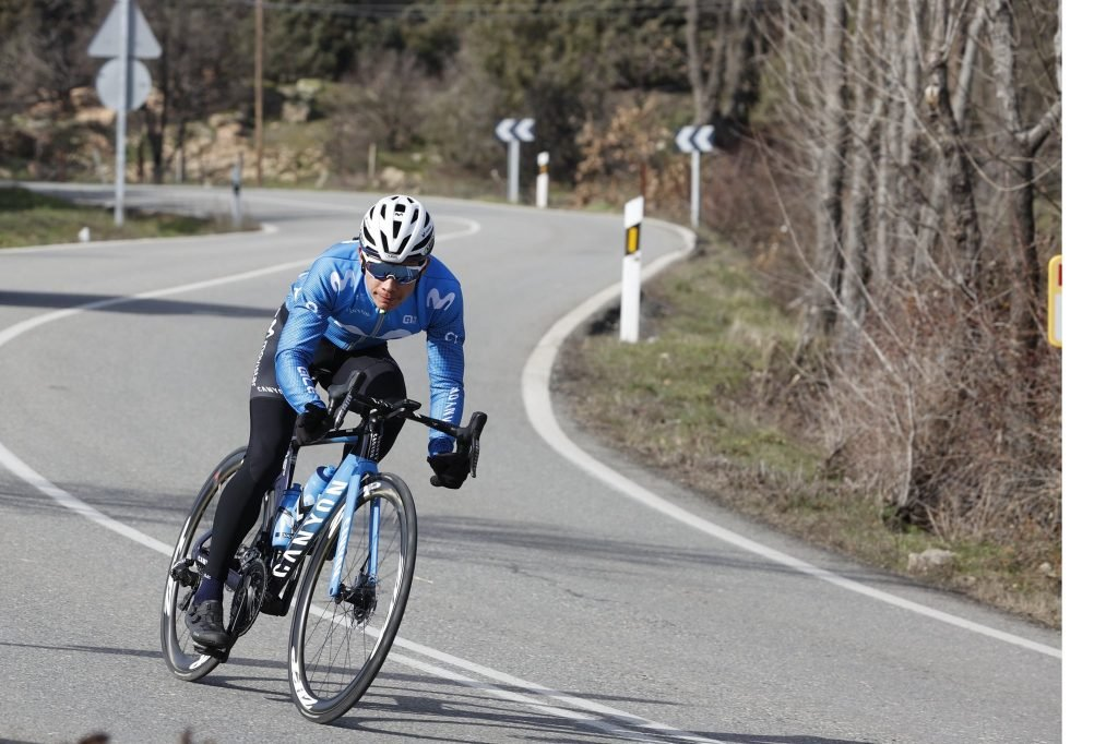 La Vuelta a España 2021 etpaa inspirada cicclista colombiano