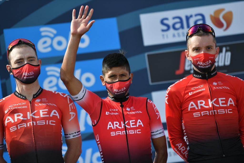 Nairo debe pasar Giro 2021