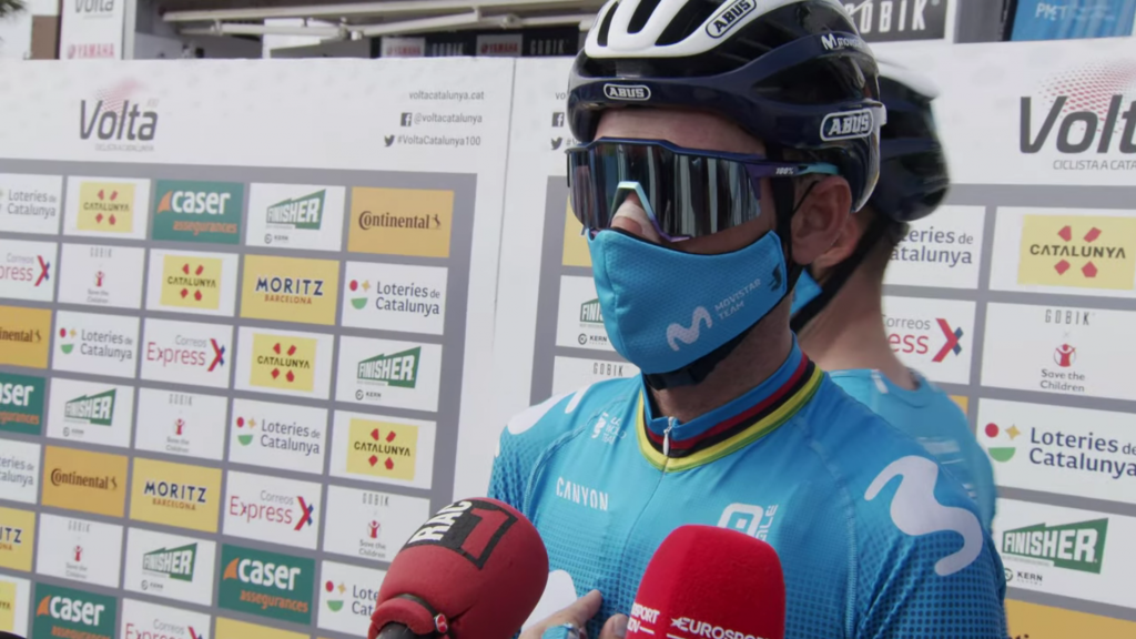 Valverde Volta Catalunya 2021