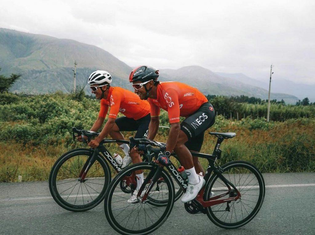 carapaz enorgullece ciclismo ecuatoriano