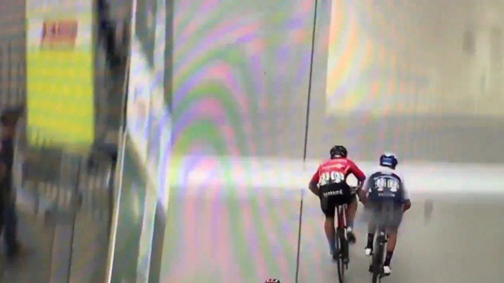 Sonny Corbrelli Tour de Romandía 2021 Sprint Bevin