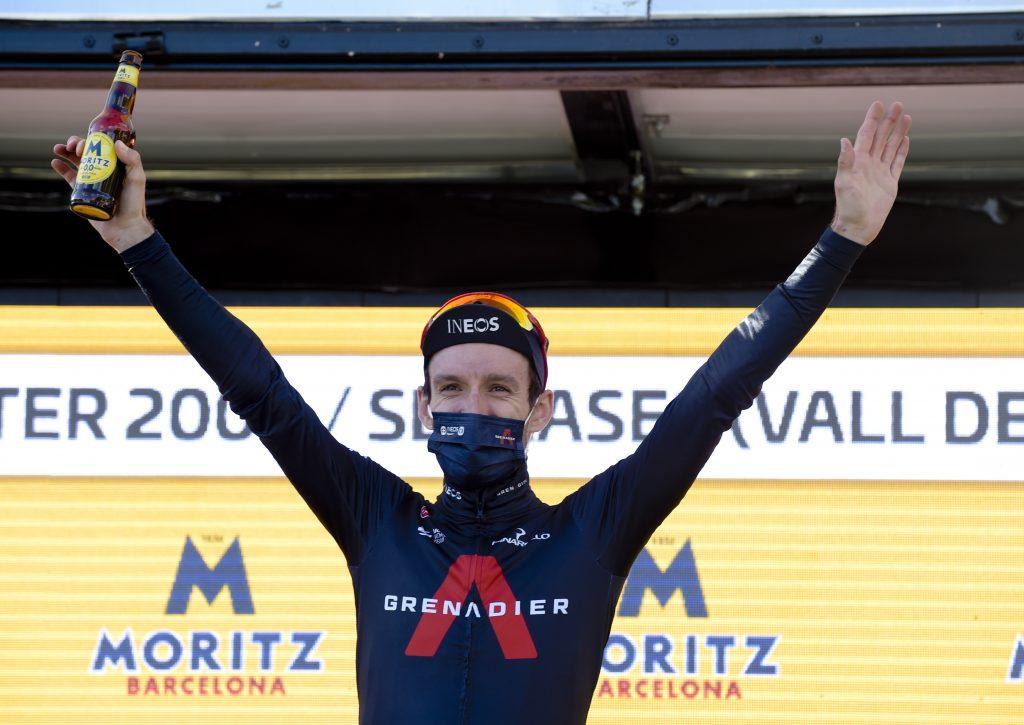 Egan Bernal competencia Giro 2021