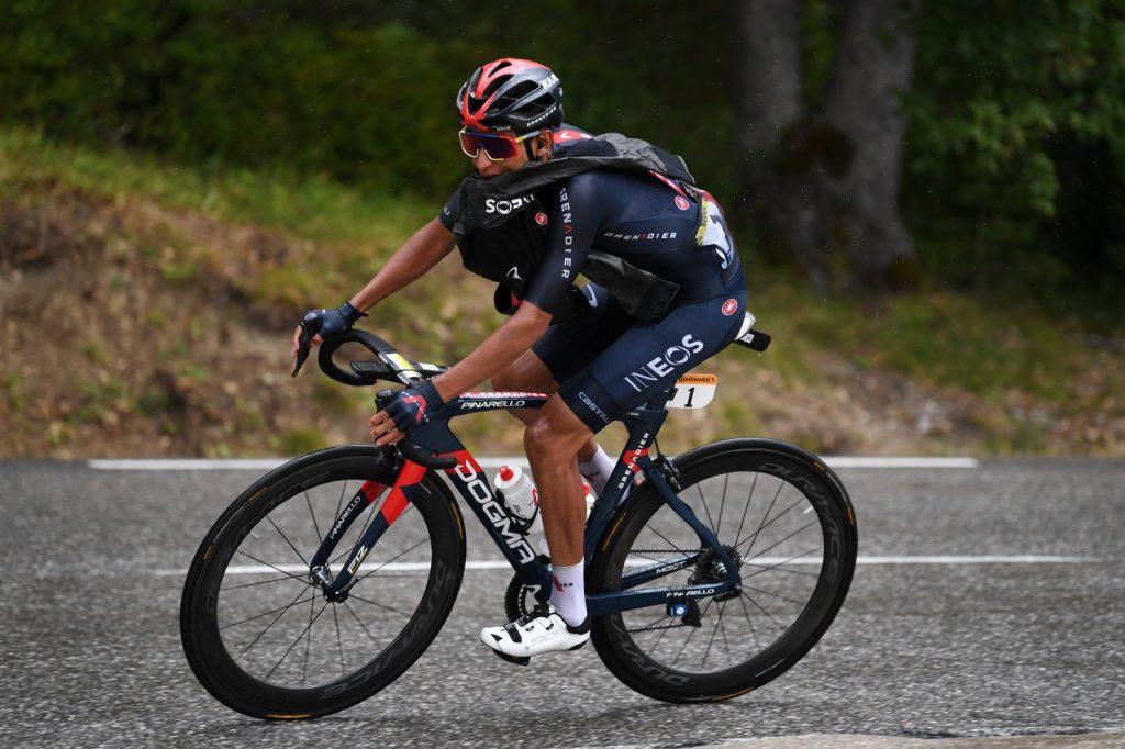 Palabras Egan Bernal decidido Giro de Italia 2021