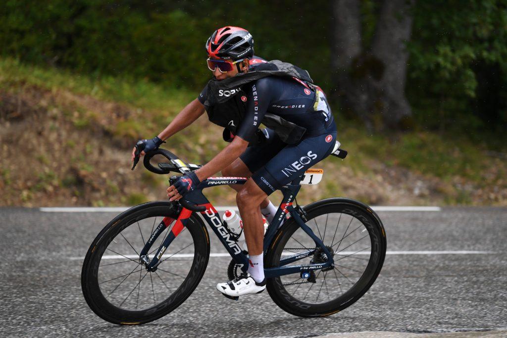 Egan Bernal competencia Ineos Giro de Italia 2021