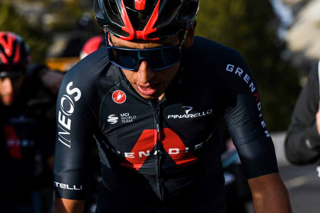 Ineos dato inicio 2021 Carapaz Egan Ranking UCI